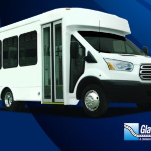 3.3a CAB AND CHASSIS: 1 Ton; Full Size; Dual Rear Wheel; Approx. 10360 lb GVW – 2020 Commute Transit T350 8 Passenger