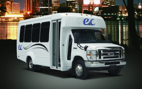 3.5 CAB AND CHASSIS: 1 Ton; Full Size; Dual Rear Wheel; Approx. 15,000 lb GVW – 2020 Ford E-450 EC Paratransit Bus 18 Passenger