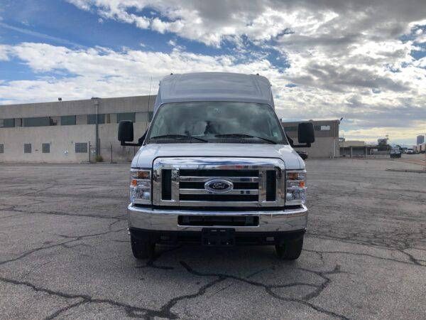 2019 Ford E-350 Vanterra Turtle Top