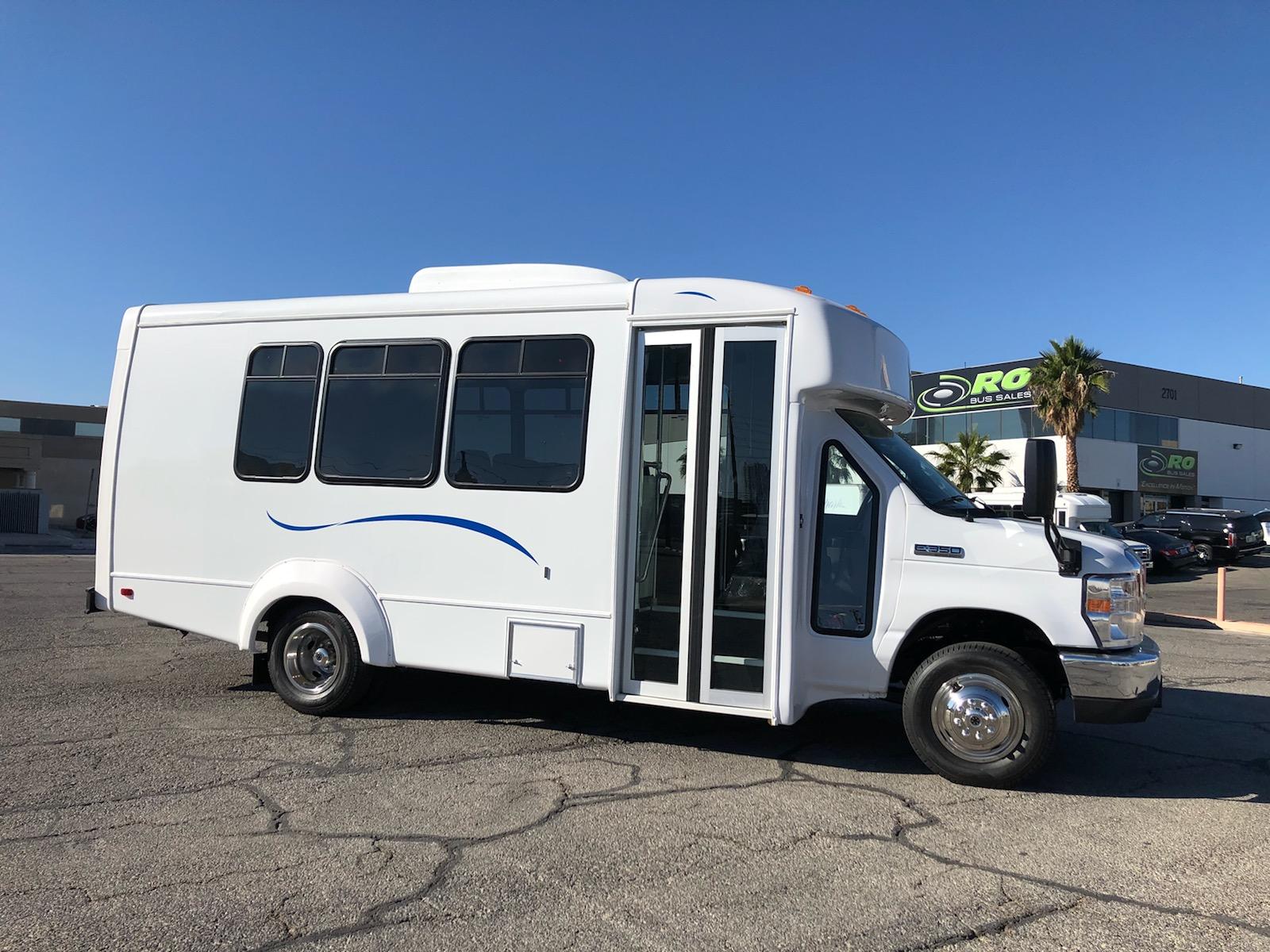 2018 Ford E-350 Elkhart Coach - RO Bus Sales Las Vegas
