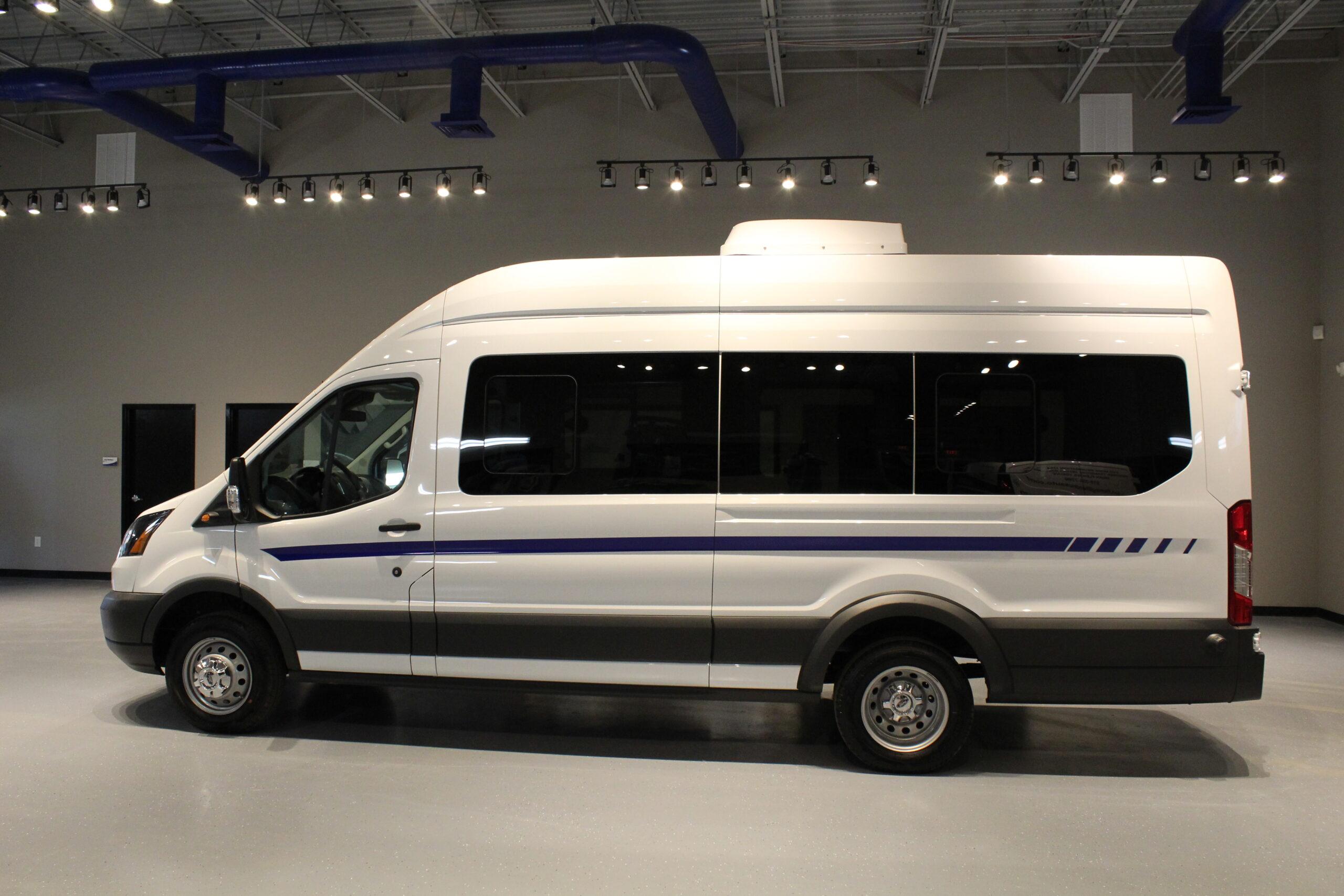 2019 Ford Transit V-350 EL