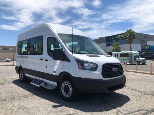2019 Ford Transit V-350