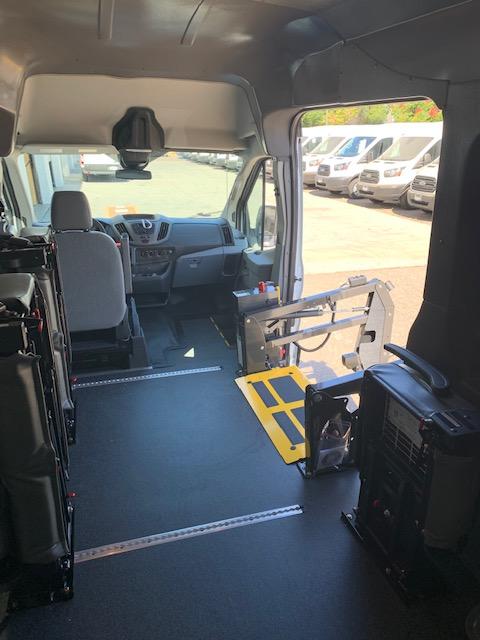 2019 Ford Transit Medium Roof 148WB