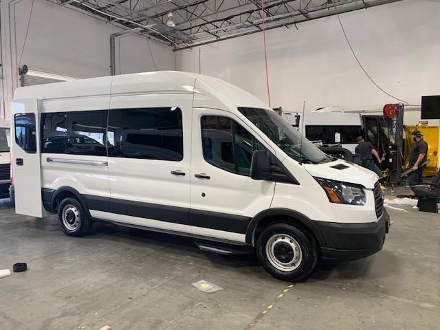 2019 Ford Transit Medium Roof 148WB w/ Rear Entry Door