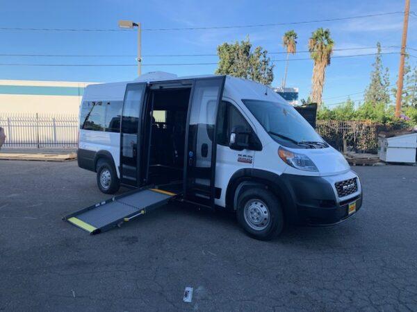 2019 Low Floor RP Mini Bus 2