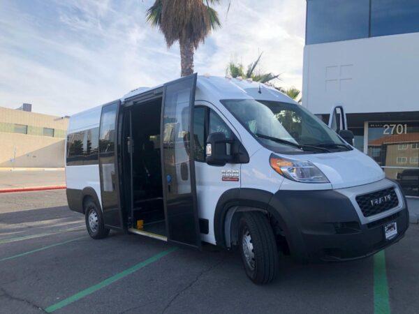 2019 Low Floor RP Mini Bus 4