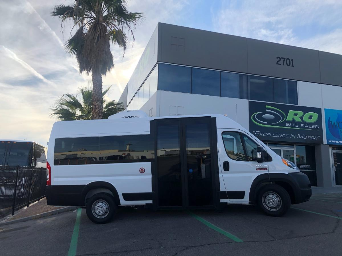 2019 Low Floor RP Mini Bus