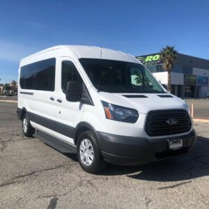 2018 Ford Transit 150 (Hybrid): Shift N' Step Mobility Lift