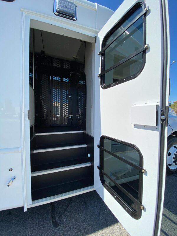 Ford F-650 Prison Bus